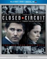 Blu-ray - Closed Circuit