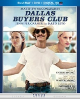 Blu-ray - Dallas Buyers Club