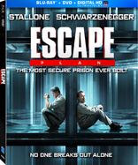 Blu-ray - Escape Plan