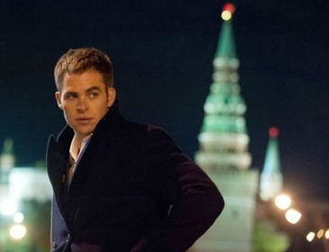 Chris Pine_Jack Ryan