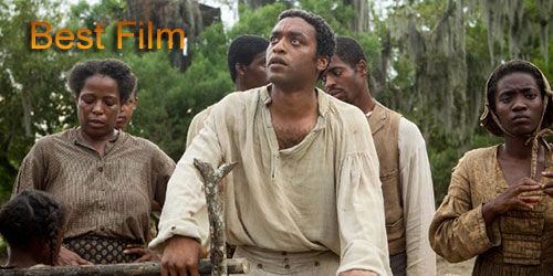 Grady - Best Film - 12 Years as a Slave