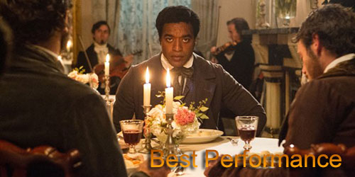 Grady - Best Performance - Chiwetel Ejiofor (12 Years as a Slave)