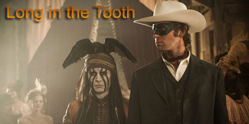 Grady - Long in the Tooth - The Lone Ranger