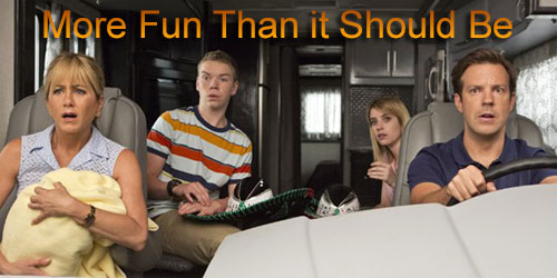 Grady - More Fun Than it Should Be - We're The Millers