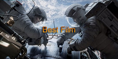 Marc - Best Film - Gravity