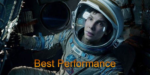 Marc - Best Performance - Sandra Bullock