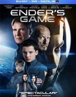 Blu-ray - Ender's Game