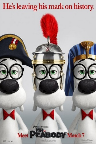 Mr Peabody & Sherman Theatrical