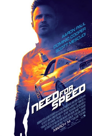 Need for Speed Theatrical