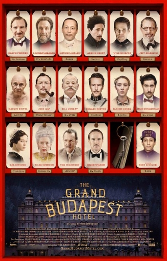 The Grand Budapest Hotel Theatrical