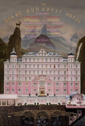 The Grand Budapest Hotel_Theatrical Poster