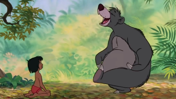The Jungle Book Banner