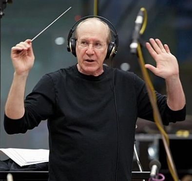 William Ross conducts