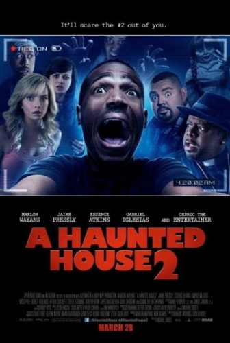 A Haunted Houe 2 Theatrical