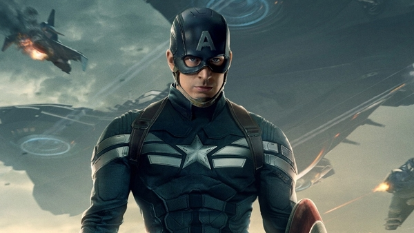 Captain America 2 Header
