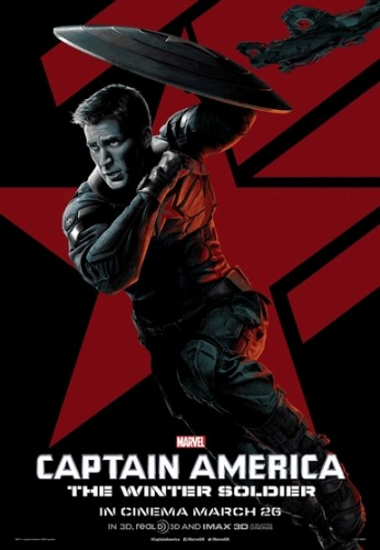 Captain America 2 Theatrical