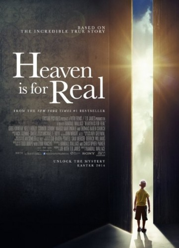 Heaven is for Real Theatrical