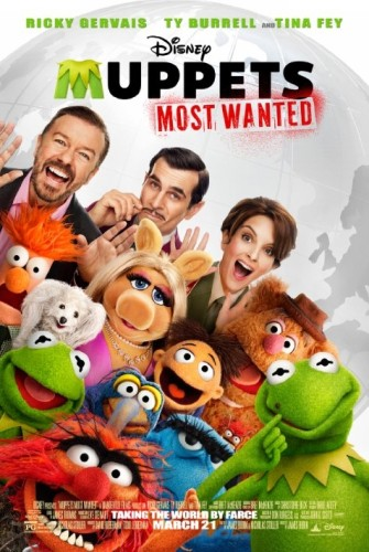 Muppets Most Wanted Theatrical