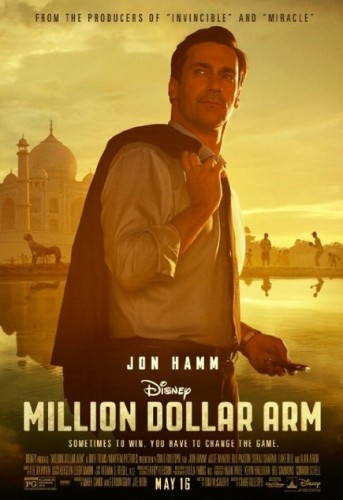 Million Dollar Arm Theatrical