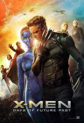 X-Men-DoFP Theatrical