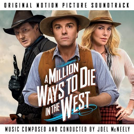 A Million Ways to Die In the West OST