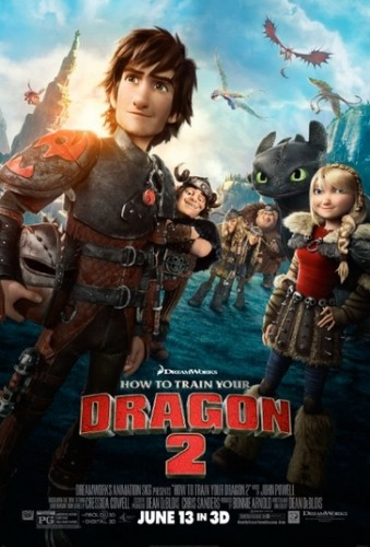 How To Train Your Dragon 2 Theatrical