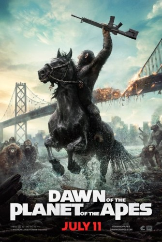 Dawn of the Planet of the Apes Theatrical