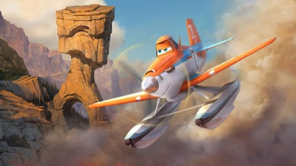Planes Fire & Rescue Header