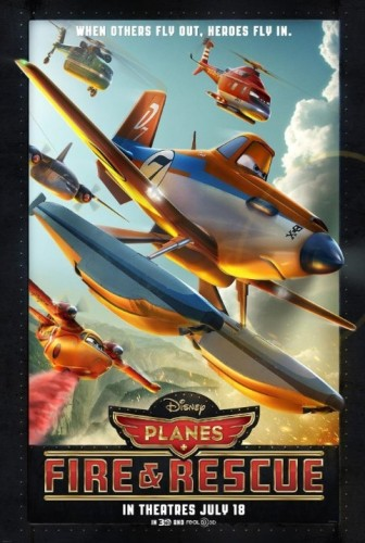 Planes Fire & Rescue Theatrical